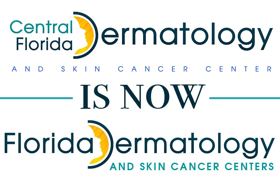 Central Florida Dermatology Is Now Florida Dermatology